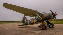 Camouflage Lysander (Tony Howsham) Tags: rare camouflage propeller prop static lysander westland duxford iwm 18250 sigma 70d canoneos eos canon