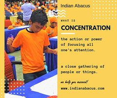 Concentration - Your success is our goal (Ind-Abacus) Tags: abacus mental mind math maths arithmetic division q new invention online learning basheer ahamed coaching indian buy tutorial national franchise master tutor how do teacher training game control kids competition course entrepreneur student indianabacuscom