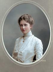 Norwegian woman | Норвежка (klimbims) Tags: norwegian femaleportrait