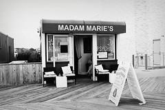 R3-037-17 (David Swift Photography) Tags: davidswiftphotography newjersey asburyparknj madammariepsychic boardwalk seashore jerseyshore tarot shops psychicreadings 35mm film nikonfm2 ilfordxp2 brucespringsteen