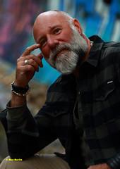 Malcolm-©Ron-Berlin-09.10.18_140 (Ron-Berlin) Tags: maleportray männer man beard bart bartmann