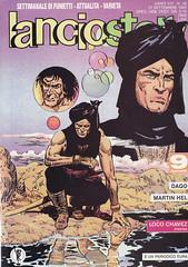 Lanciostory #v19#38 (micky the pixel) Tags: comics comic fumetti heft adventure euraeditoriale lanciostory albertosalinas dago
