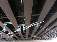 B434e Salford Crescent (61379 Mayflower) Tags: railway railways electrification