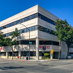 Empty Corporate Office Building for Lease at 4th and St. James, San Jose, California thumbnail
