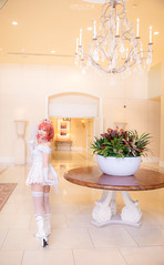 IMG_8348 (moshitea) Tags: makinishikino lovelive cosplay cosplayer anime girl portrait fanime fanime2018 コスプレ コスプレイヤー アニメ ラブライブ 西木野真姫 wedding bride