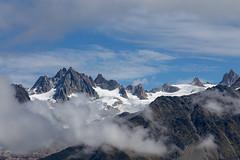 Glacier d'Argentière (S. Torres) Tags: argentiere glacier montblanc chamonix neige nuage paysage hautesavoie france landscape snow clouds montagne mountain