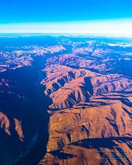 Checking Out Brownlee Reservoir (AvgeekJoe) Tags: aerialphotograph brownleereservoir d5300 dslr nikon nikond5300 snakeriver tamron18400mm tamron18400mmf3563diiivchld aerial aerialphoto aerialphotography