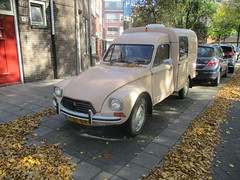 1982 Citroen Acadianne (occama) Tags: citroen acadianne van old car netherlands holland