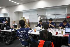 WRS-20181020125902 (Reishu Tadokoro) Tags: 2018 disasterrobotics tokyo tokyobigsight wrs worldrobotsummit2018 robots staff