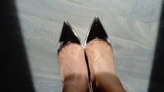 DSC_0462 (grandmacaon) Tags: highheels hautstalons toescleavage talonsaiguille lowcut lowcutshoes escarpins