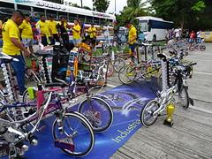 Arkham Bike (stevenbrandist) Tags: panama bicycle bmx custom bus