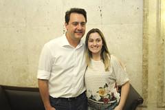Encontro com Profissionais da Saúde e Educação - Restaurante Madalosso