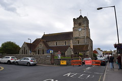 Seaford (DarloRich2009) Tags: stleonard'schurch coe churchofengland anglican anglicanchurch church