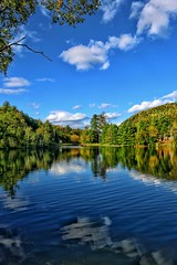 (kyleobrien1) Tags: reflections nature vt vermont foliage autumn fall