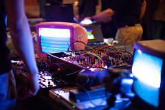 Patchwerks Presents: Knobsenschitt (bebelabree) Tags: patchwerks seattle knobsenschitt synths synthesizer