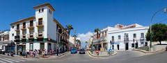 Tarifa (Marc ALMECIJA) Tags: tarifa city ville espagne andalousie street urban sony rx10m3 blue sky