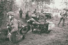Battlefield: 1st Battalion The Border Regiment #1 (K.L. Lee) Tags: battalion regiment battlefield arnhem market garden