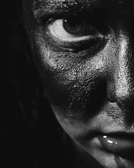 Untitled (SPartistries) Tags: dark horror blood model female photography canon paint concept fineart artistic scary disturbing uncomfortable art arts