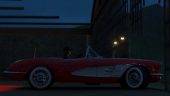 10-4-2018_5-48-12_AM (Brokenvegetable) Tags: forza horizon 4 playground games videogame chevrolet corvette photography photomode turn10 classic car