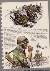 Lanciostory #v17#3 / Frank Cappa (micky the pixel) Tags: comics comic fumetti heft krieg war euraeditoriale lanciostory manfredsommer frankcappa vietsong soldat soldier vietnam schützengraben trench dugout