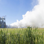 NASA Continues Fall Series of RS-25 Engine Tests thumbnail