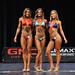 Bikini C 2nd Brisson 1st Poirier 3rd Kociuk