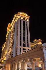 Caesars Palace (Crisp-13) Tags: las vegas strip nevada night nighttime dark after hotel casino caesars palace