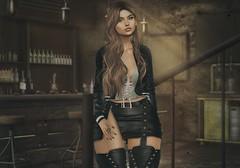 I'm Back ♫ (Selena Paine) Tags: secondlife catwa maitreya truth insol blueberry minimal blogger blog fashionblog