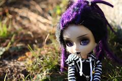 Anastasia (Regen Nior) (kpoppingkaitlyn) Tags: pullip dolls fall maine graveyard regennior