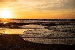 E sa die acabat... And the day ends... (diego_russo) Tags: diegorusso magomadas sardegna tramonto sunset sunsetsea