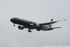 ZK-OKQ (2) (Christoffer Andersen) Tags: airnewzeeland boeing b777 b777300er lhr londonheathrowairport passengerplane airplane planespotting