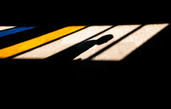 untitled (Dan-Schneider) Tags: streetphotography street silhouette colour composition shadow dan schneider fuji fujix frame window yellow moment minimalism