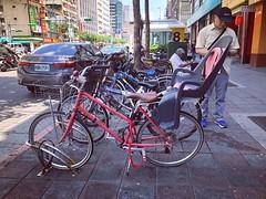 #urban #cycle #bike #street #taipei #taiwan (funkyruru) Tags: urban cycle bike street taipei taiwan
