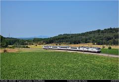 Último reducto (Trenes2000) Tags: trenes tren convencional arco intercity pais vasco 252 252042 galicia irun coruña vigo bilbao renfe viajeros coches leon siemens electrica doble