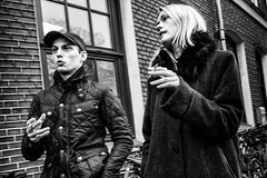 Images on the run... (Sean Bodin images) Tags: streetphotography streetlife seanbodin streetportrait købmagergade voreskbh visitdenmark visitcopenhagen visualculture people photojournalism photography copenhagen citylife candid city citypeople