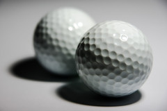 Golf Balls - White on White (Jose Rahona) Tags: macromondays macro mondays whiteonwhite white
