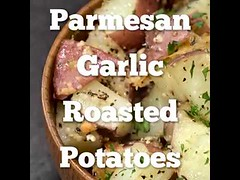 These PARMESAN GARLIC ROASTED POTATOES will become a family favorite side dish!! (masinud) Tags: these parmesan garlic roasted potatoes will become family favorite side dish