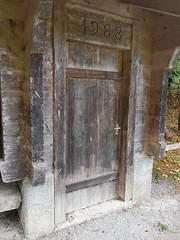 Wilderswil scenes 116 (SierraSunrise) Tags: switzerland wilderswil europe door wooden shed hut