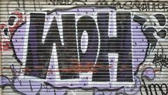 Noah: 'WOH'... (colourourcity) Tags: melbourne melbournestreetart graffiti streetart streetartaustralia streetartnow burncity colourourcity awesome nofilters notforlikes noah woh wohcrew crewies