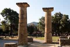Ancient Olympia   Αρχαία Ολυμπία   Greece-50 (Paul Dykes) Tags: archeaolybia westgreeceregion greece gr hellas αρχαίαολυμπία ancientolympia olympicgames peloponnese ancientgreece archaeologicalsite