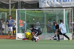 Field Hockey - Men. Club Egara - Junior F.C.  _0110 (antarc foto) Tags: field hockey men club egara clubegara juniorfc junior fc divisió dhonor premier division terrassa catalunya