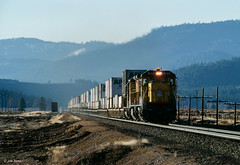 UP 9193 East at Hawley, CA (thechief500) Tags: featherriverroute railroads up