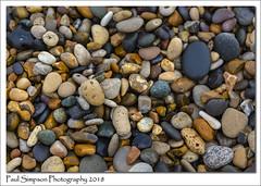 Pebbles on the Beach (Paul Simpson Photography) Tags: pebbles beach stones rocks seaside seaham countydurham codurham sonya77 coastal paulsimpsonphotography imagesof imageof photosof photoof england bytheseaside