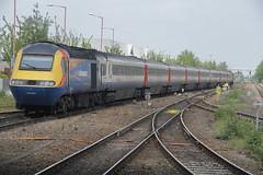 43055 (Rob390029) Tags: 43055 emt east midlands trains class 43 leicester railway station lei mml midland mainline