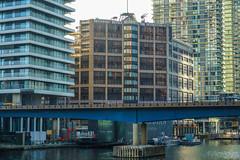 Britannia International Hotel - Canary Wharf - London UK (erengun3) Tags: canarywharf london canary wharf reuters londra transport for britannia international hotel