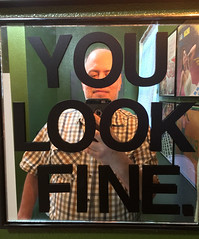 Day 2435: Day 245: If you say so (knoopie) Tags: 2018 september iphone picturemail doug knoop knoopie me selfportrait 365days 365daysyear7 year7 365more day2435 day245 youlookfine