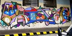 Linz 2018.09.04. Mural 70 - Artist WALZE, Austria, 2017 - Mural Harbor Gallery (Rainer Pidun) Tags: mural streetart urbanart publicart linz