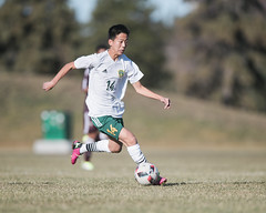 "2018_10_20GoldenBearsSoccer (14) (Don Voaklander) Tags: ""university alberta"" ""don voaklander"" voaklander edmonton alberta canada college university varsity sport sports men man men's male males academic canadian ""canada west"" ""canadian interuniversity sport"" ""u sports"" cis cw ""golden bears"" west universities athletic association"" athlete athletes soccer"