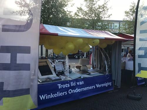 Heliumballonnen Marktkraam Thuys in Wonen en Slapen Vleuten
