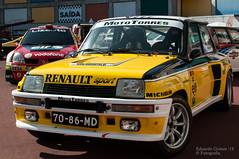 R5 (Eduardo F S Gomes) Tags: renault 5 turbo leiria sobre rodas 2018 r5 clio s1600 french france rally rallie rali nikon d300s f18 35mm nikkor martini lancia delta integrale